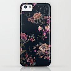 Japanese Boho Floral Slim Case iPhone 5c