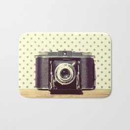 Vintage Camera Love: Ancso Speedex Standard! Bath Mat