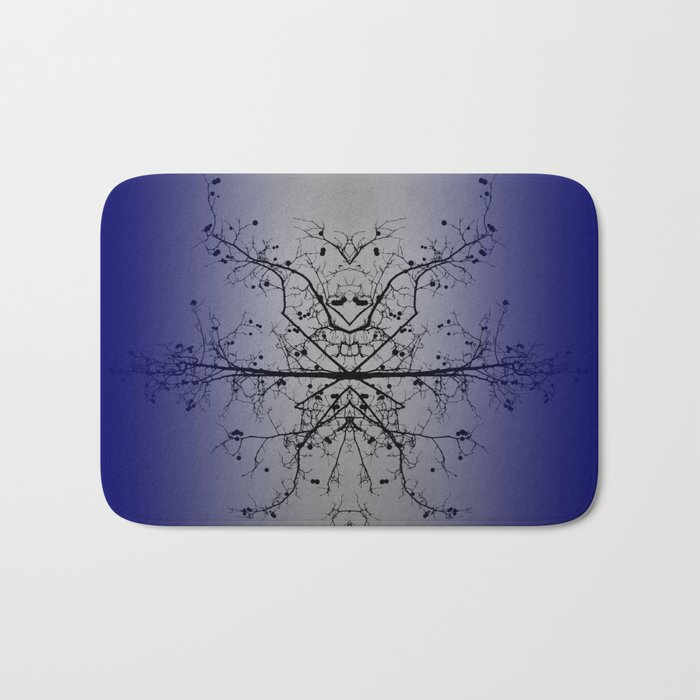 ABSTRACT NATURE 3 Bath Mat