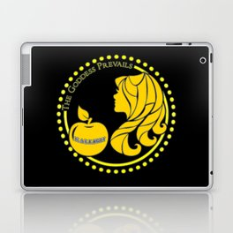 Discordian Tee - Eris Laptop & iPad Skin