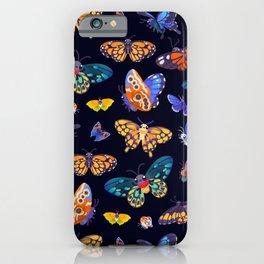 Butterflies Day iPhone Case