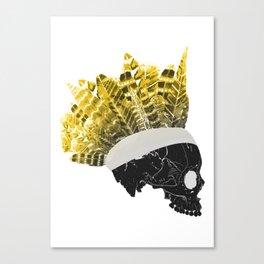 Skull Chief Canvas Print