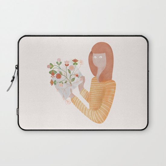 Wonders Of The World Laptop Sleeve