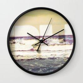 F.R.E.E. Wall Clock