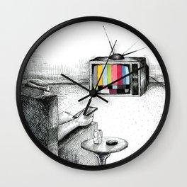 Mindless Distractions Wall Clock