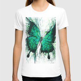 Night Garden Butterfly T-shirt