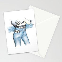 Rock it Stationery Cards