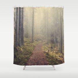 Norwegian Woods Shower Curtain
