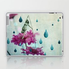 walk in the garden Laptop & iPad Skin