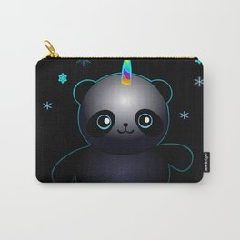 Glow in the Dark Pandacorn Carry-All Pouch
