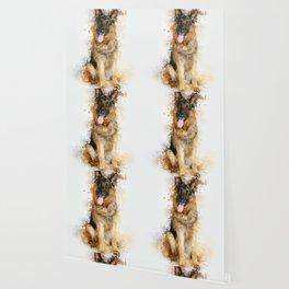 German Shepherd Wallpaper