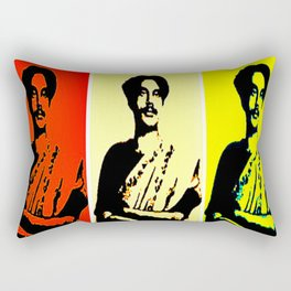 Bidrohi Kobi Rectangular Pillow