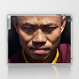 Buddhist Monk  Laptop & iPad Skin