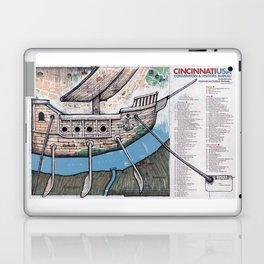 CINCINATTI, OHIO Laptop & iPad Skin