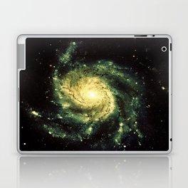 Spiral Galaxy : Messier 101 Laptop & iPad Skin