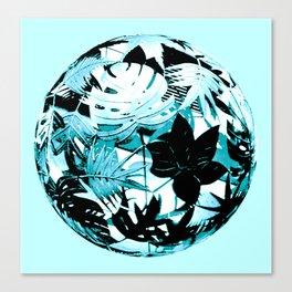 floral ball Canvas Print