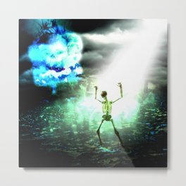 The End of Times Metal Print