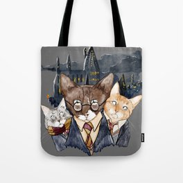 Winky Potter and Friends Tote Bag