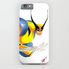 The Wolverine Slim Case iPhone 6s