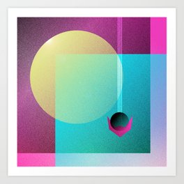Beet Juice Art Print