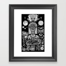 Awakening in Union Framed Art Print
