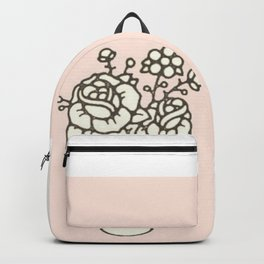 Flowers for My Love Backpack