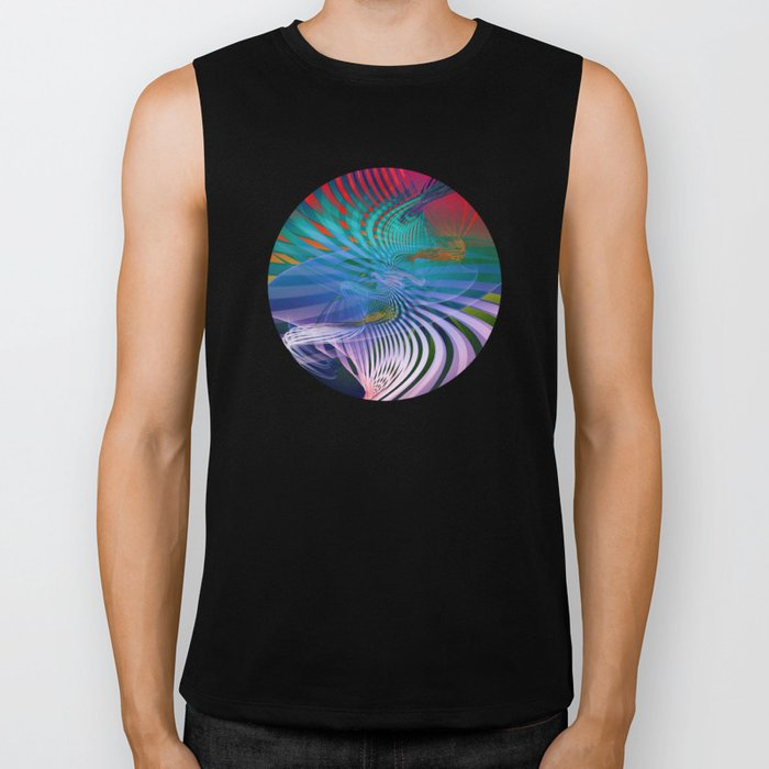 Gently Twisted Biker Tank
