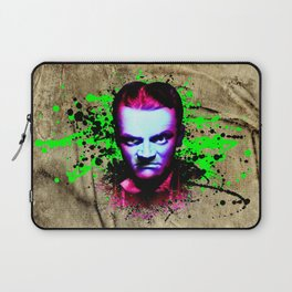 James Cagney, angry Laptop Sleeve