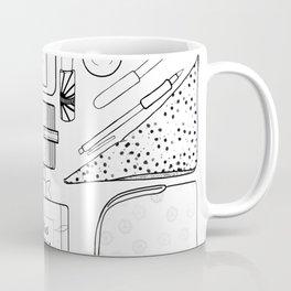 Whats in my bag Coffee Mug