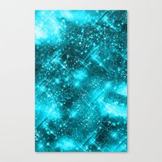 Dazzling Series (SkyBlue) Canvas Print