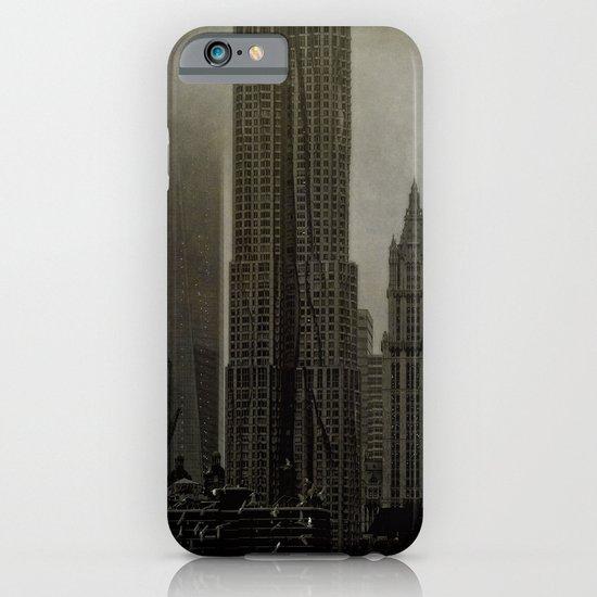 Concrete, Steel & Glass iPhone & iPod Case