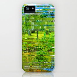 Landscape of My Heart (4 as 1) iPhone Case