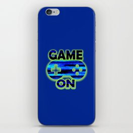 Game On iPhone Skin