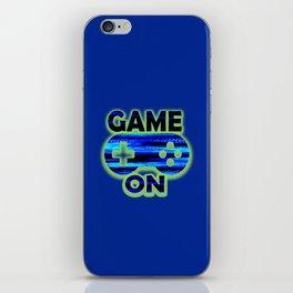Game On iPhone Skin