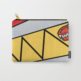 Dino Charge - Red Carry-All Pouch