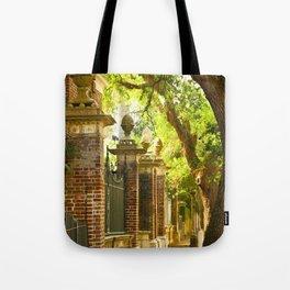 Legare Street Walk Tote Bag