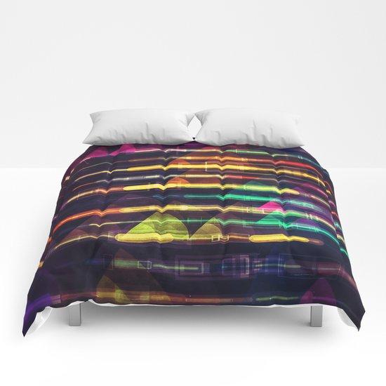styr syyls Comforters