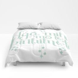 Ngā mihi mō te kirihimete Comforters