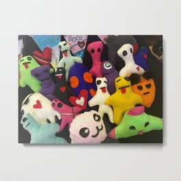 Scarboo babies series - THE WHOLE GANG HANGING ! Metal Print