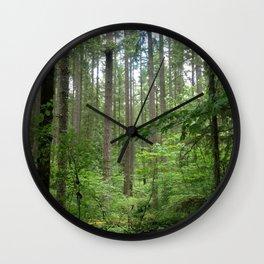 Maple Valley, Washington Wall Clock