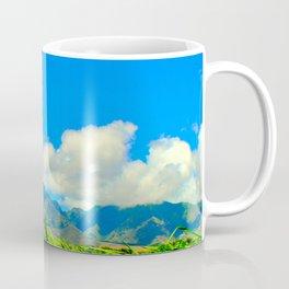 Maui Cane Feilds Coffee Mug