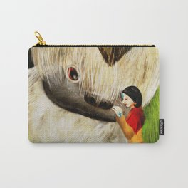 Jinora with Bison Carry-All Pouch