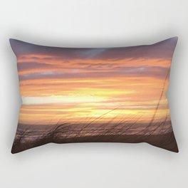 Ocean Dunes Rectangular Pillow