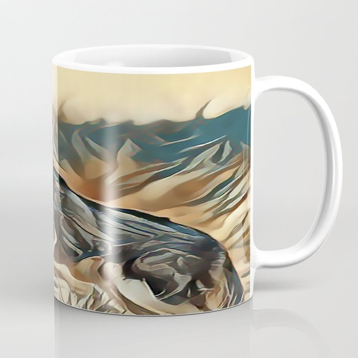 The Siberian Husky Coffee Mug