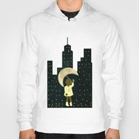 starry night Hoodies featuring Starry Night by Bluepress