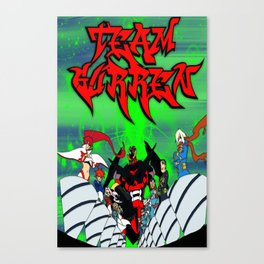 Team Gurren Canvas Print