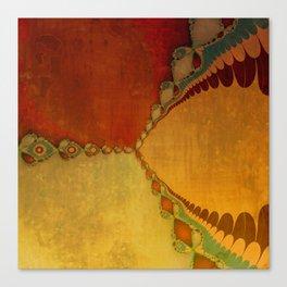 Southwestern Sunset 1 Canvas Print
