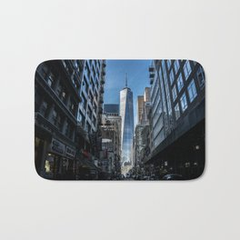 Freedom Tower Bath Mat