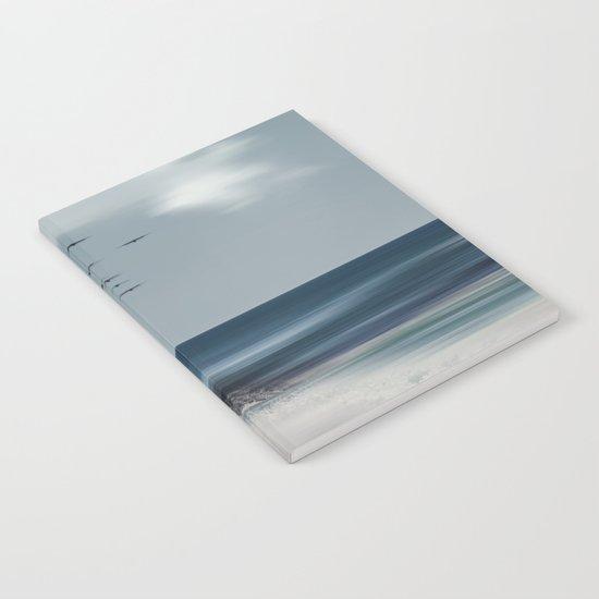 Atlantic Water Notebook