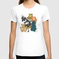 merida T-shirts featuring Team Merida by Citron Vert